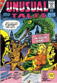 Cover Thumbnail for Unusual Tales (Charlton, 1955 series) #18
