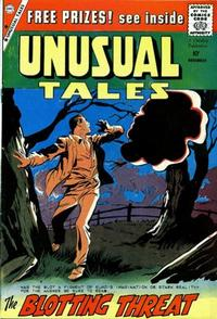 Cover Thumbnail for Unusual Tales (Charlton, 1955 series) #19