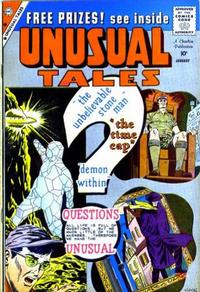 Cover Thumbnail for Unusual Tales (Charlton, 1955 series) #20