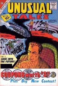 Cover Thumbnail for Unusual Tales (Charlton, 1955 series) #27 [Regular Edition]