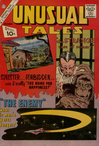 Cover Thumbnail for Unusual Tales (Charlton, 1955 series) #31