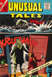 Cover Thumbnail for Unusual Tales (Charlton, 1955 series) #38