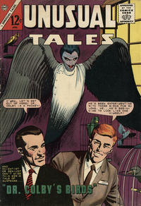 Cover Thumbnail for Unusual Tales (Charlton, 1955 series) #49