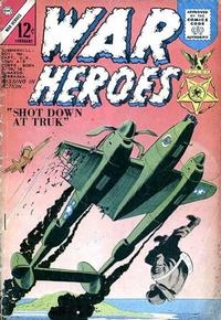 Cover Thumbnail for War Heroes (Charlton, 1963 series) #7