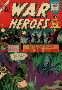 Cover Thumbnail for War Heroes (Charlton, 1963 series) #15