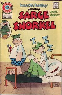 Cover Thumbnail for Sarge Snorkel (Charlton, 1973 series) #6