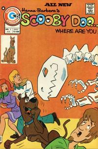 Cover Thumbnail for Scooby Doo, Where Are You? (Charlton, 1975 series) #3