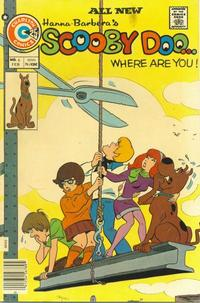Cover Thumbnail for Scooby Doo, Where Are You? (Charlton, 1975 series) #6