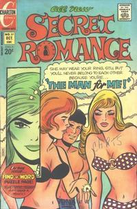 Cover Thumbnail for Secret Romance (Charlton, 1968 series) #27