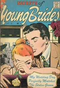 Cover Thumbnail for Secrets of Young Brides (Charlton, 1957 series) #5
