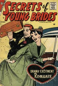 Cover Thumbnail for Secrets of Young Brides (Charlton, 1957 series) #7