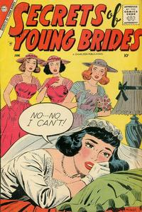 Cover Thumbnail for Secrets of Young Brides (Charlton, 1957 series) #9