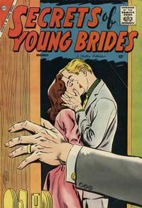 Cover Thumbnail for Secrets of Young Brides (Charlton, 1957 series) #11