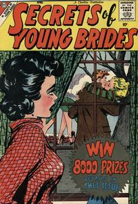 Cover Thumbnail for Secrets of Young Brides (Charlton, 1957 series) #13