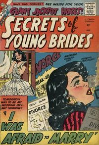 Cover Thumbnail for Secrets of Young Brides (Charlton, 1957 series) #14