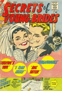 Cover Thumbnail for Secrets of Young Brides (Charlton, 1957 series) #15