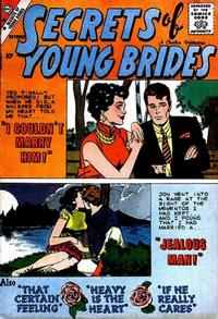 Cover Thumbnail for Secrets of Young Brides (Charlton, 1957 series) #16