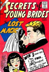 Cover Thumbnail for Secrets of Young Brides (Charlton, 1957 series) #18