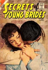 Cover Thumbnail for Secrets of Young Brides (Charlton, 1957 series) #19