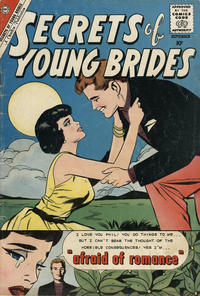 Cover Thumbnail for Secrets of Young Brides (Charlton, 1957 series) #21