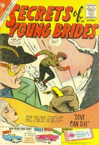 Cover Thumbnail for Secrets of Young Brides (Charlton, 1957 series) #22