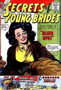 Cover Thumbnail for Secrets of Young Brides (Charlton, 1957 series) #23