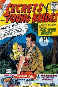 Cover Thumbnail for Secrets of Young Brides (Charlton, 1957 series) #24