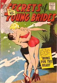 Cover Thumbnail for Secrets of Young Brides (Charlton, 1957 series) #26