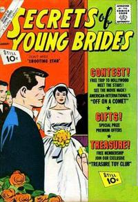 Cover Thumbnail for Secrets of Young Brides (Charlton, 1957 series) #29