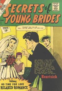 Cover Thumbnail for Secrets of Young Brides (Charlton, 1957 series) #32