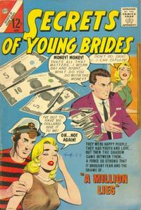 Cover Thumbnail for Secrets of Young Brides (Charlton, 1957 series) #37