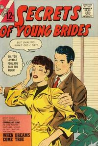 Cover Thumbnail for Secrets of Young Brides (Charlton, 1957 series) #38