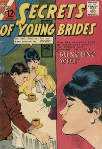 Cover Thumbnail for Secrets of Young Brides (Charlton, 1957 series) #41