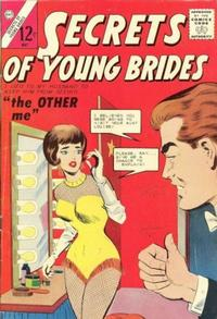 Cover Thumbnail for Secrets of Young Brides (Charlton, 1957 series) #42