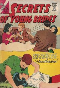 Cover Thumbnail for Secrets of Young Brides (Charlton, 1957 series) #43