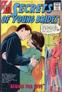 Cover Thumbnail for Secrets of Young Brides (Charlton, 1957 series) #44