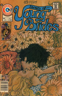 Cover Thumbnail for Secrets of Young Brides (Charlton, 1975 series) #4