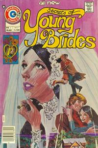Cover Thumbnail for Secrets of Young Brides (Charlton, 1975 series) #5