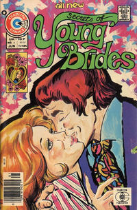 Cover Thumbnail for Secrets of Young Brides (Charlton, 1975 series) #6