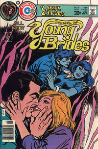 Cover Thumbnail for Secrets of Young Brides (Charlton, 1975 series) #8