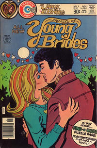 Cover Thumbnail for Secrets of Young Brides (Charlton, 1975 series) #9