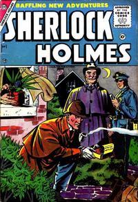 Cover Thumbnail for Sherlock Holmes (Charlton, 1955 series) #1