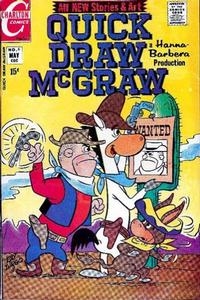 Cover Thumbnail for Quick Draw McGraw (Charlton, 1970 series) #4