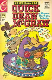 Cover Thumbnail for Quick Draw McGraw (Charlton, 1970 series) #5