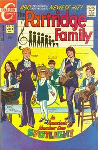 Cover Thumbnail for The Partridge Family (Charlton, 1971 series) #3