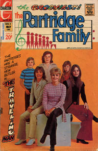 Cover Thumbnail for The Partridge Family (Charlton, 1971 series) #18
