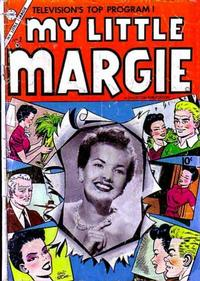Cover Thumbnail for My Little Margie (Charlton, 1954 series) #2