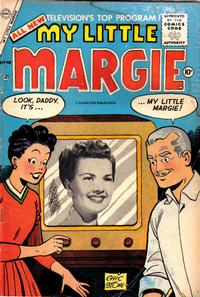 Cover Thumbnail for My Little Margie (Charlton, 1954 series) #10