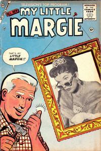 Cover Thumbnail for My Little Margie (Charlton, 1954 series) #11