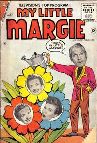 Cover Thumbnail for My Little Margie (Charlton, 1954 series) #12